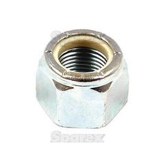 Imperial Self Locking Nut, Size: 5/8'' UNF (Din 985) Tensile strength: 8.8