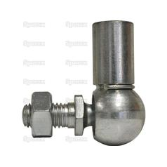 CS Type Ball Joint, M6 x 1.0 Right Hand Thread (Din 71802)