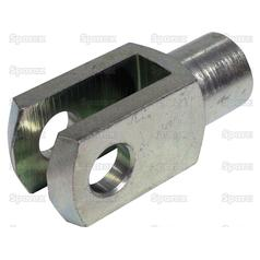 Metric Clevis End M12 (71751)
