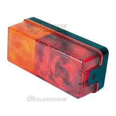 LH Rear Combination Light | Case/IH, John Deere, Hella (2SE002582071)