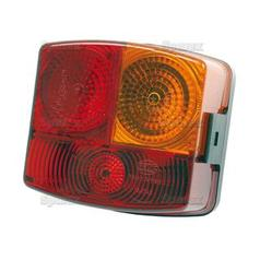 RH Rear Combination Light | Case/IH, Deutz-Fahr, John Deere, Hella (3223264R91)