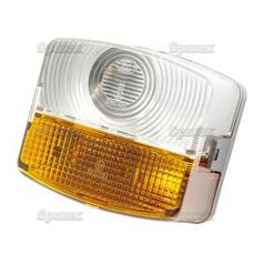 LH Front Combination Light | Case/IH, Hella (3226119R1 3404745R91 2BE003182091)