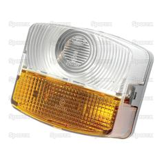 RH Front Combination Light | Case/IH, Hella (3226120R1 3404746R91 2BE003182101)