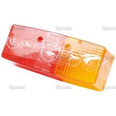 Replacement Lens - Rear Left Light for S.56105