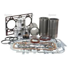 Case/International 454 Tractor D179 Engine Overhaul Kit |less bearings, ALFIN