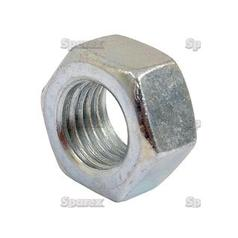 Metric Hexagon Nut, Size: M16 x 2mm (Din 934) Metric Coarse