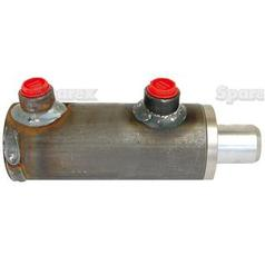 Hydraulic Double Acting Cylinder 50mm Ø 217 - 240mm