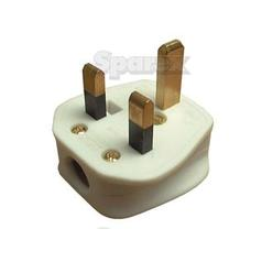 3 Pin Electrical Plug, 13 Amps