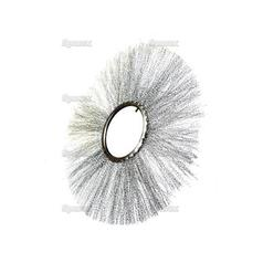 Road Sweeper Brush - Material Wire.