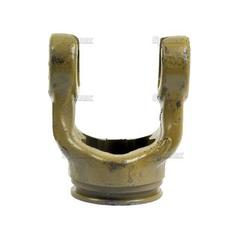 PTO Tube Yoke (: 30.2 x 92mm) Profile: Star, : 47 x 4.5mm, Ref: S5.