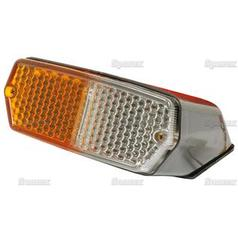 RH Front Combination Light | Fiat, Universal, Long Tractor (5107158, TX10966)