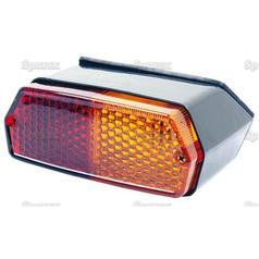 LH Rear Combination Light | Fiat, Universal, Long Tractor (4247203, TX10993)