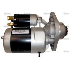 Starter Motor, Gear Reduction