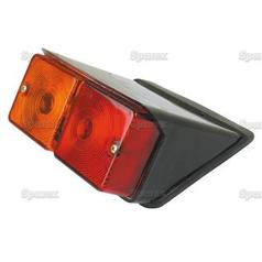 LH Rear Combination Light for Case/IH, Fiat, Ford | 81844441 , D3NN13405B