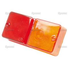 Replacement Lens - Rear Light for S.65855 & S.65854