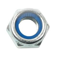 Metric Self Locking Nut, Size: M22 x 2.5mm (Din 985) Metric Coarse