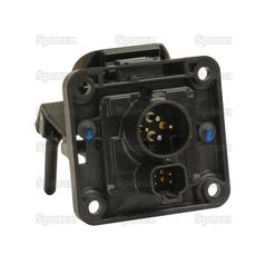 isobus electrical socket connector for fendt john. Black Bedroom Furniture Sets. Home Design Ideas