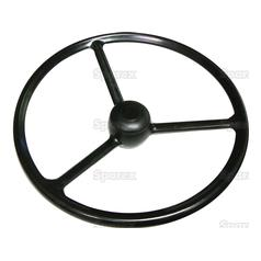Steering Wheel with Cap