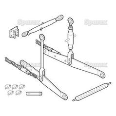 LINKAGE KIT-3 POINT-YANMAR
