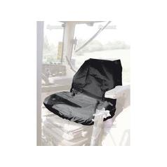 Black Universal Tractor Seat Cover | Suitable for various Merlo models