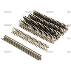Belt Fastener - U24CS, Length: 175mm (6pcs.)