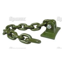 Flail Chain assembly 1/2'' x 13 link