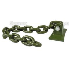 "Flail Chain assembly 1/2"" x 15 link"