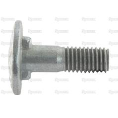 Replacement Double Nibbed Bolt for Lely | (4120101410)