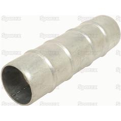 Double Hose End 6'' (Galvanised)