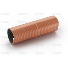 PVC Slurry Hose - Rectangular Helix (Alabama), Hose ID: 152.4mm (6'')