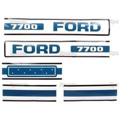 SPAREX® Typenschild Ford 5600