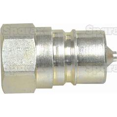 "Hydraulic Quick Release Coupling 3/4""BSP male"