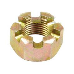 Imperial Castle Nut, Size: 5/8'' UNF (Din 935) Tensile strength: 8.8