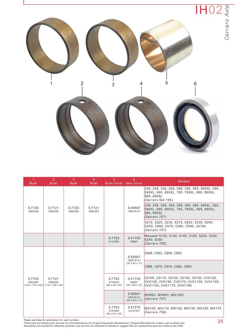 S.73932 Case IH Catalogue - IH02-25