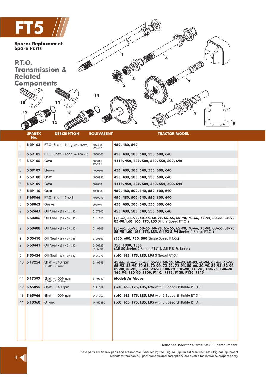 fiat transmission page 86 sparex parts lists diagrams rh malpasonline co uk fiat 80-90 manual pdf manuale d'officina fiat 80 90