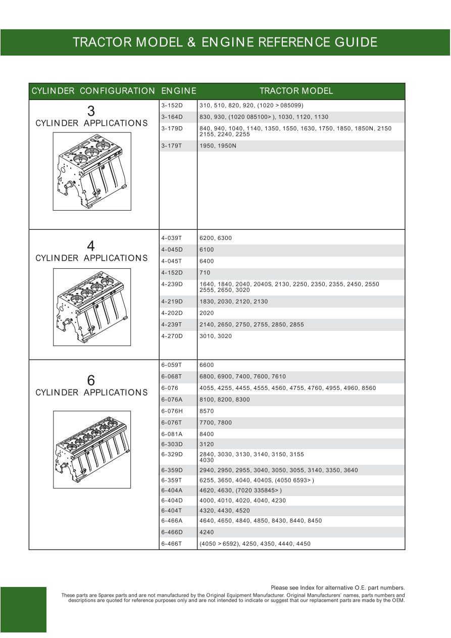 John Deere Front Cover Page 4 Sparex Parts Lists Diagrams Kubota 2550 Wiring Diagram S70296 Fr4