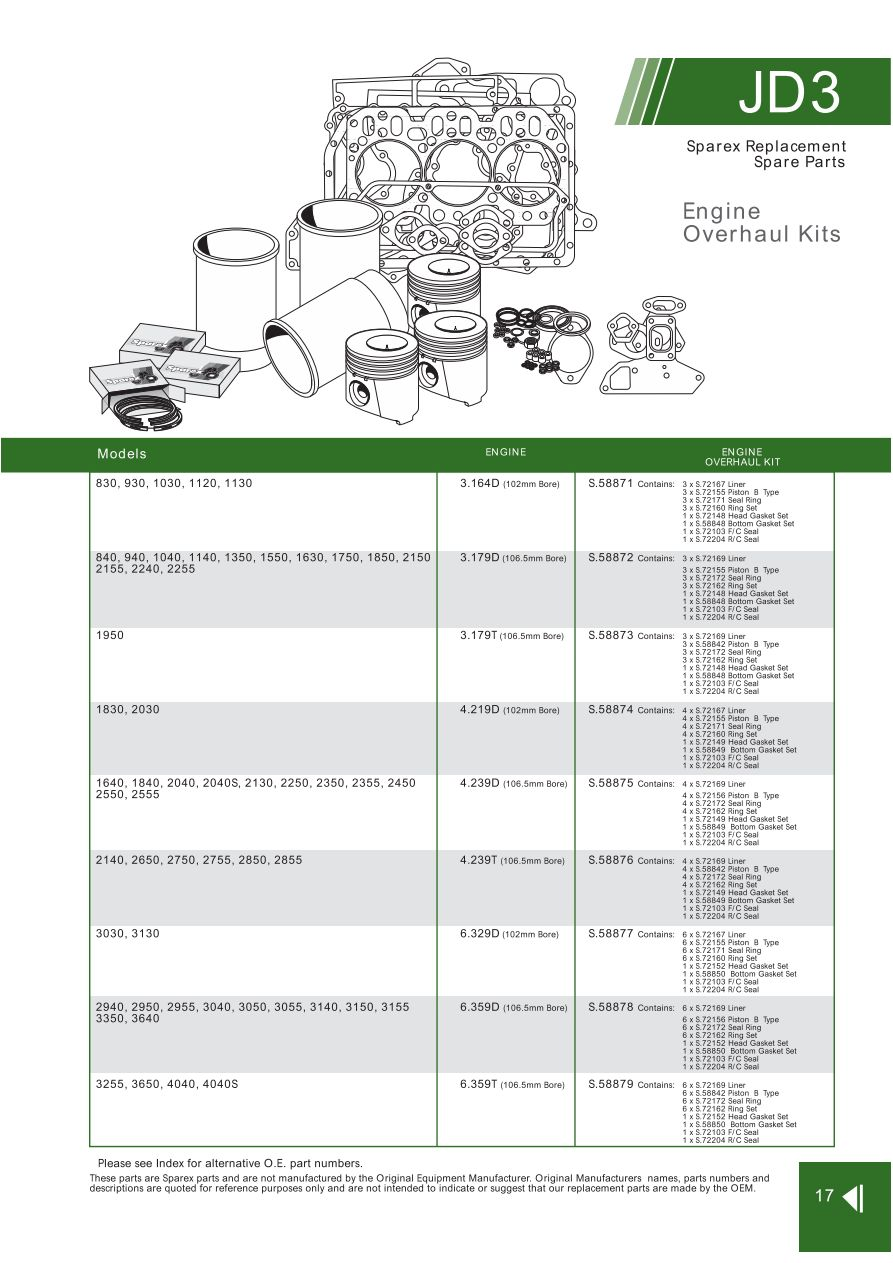 John Deere 2550 Wiring Diagram Model A Tractor Engine Diagrams Library S70296 Jd03 17