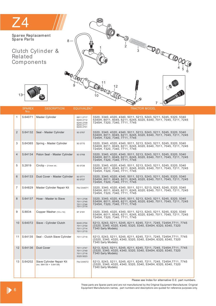 4340 Zetor Tractor Wiring Diagram Manual E Books