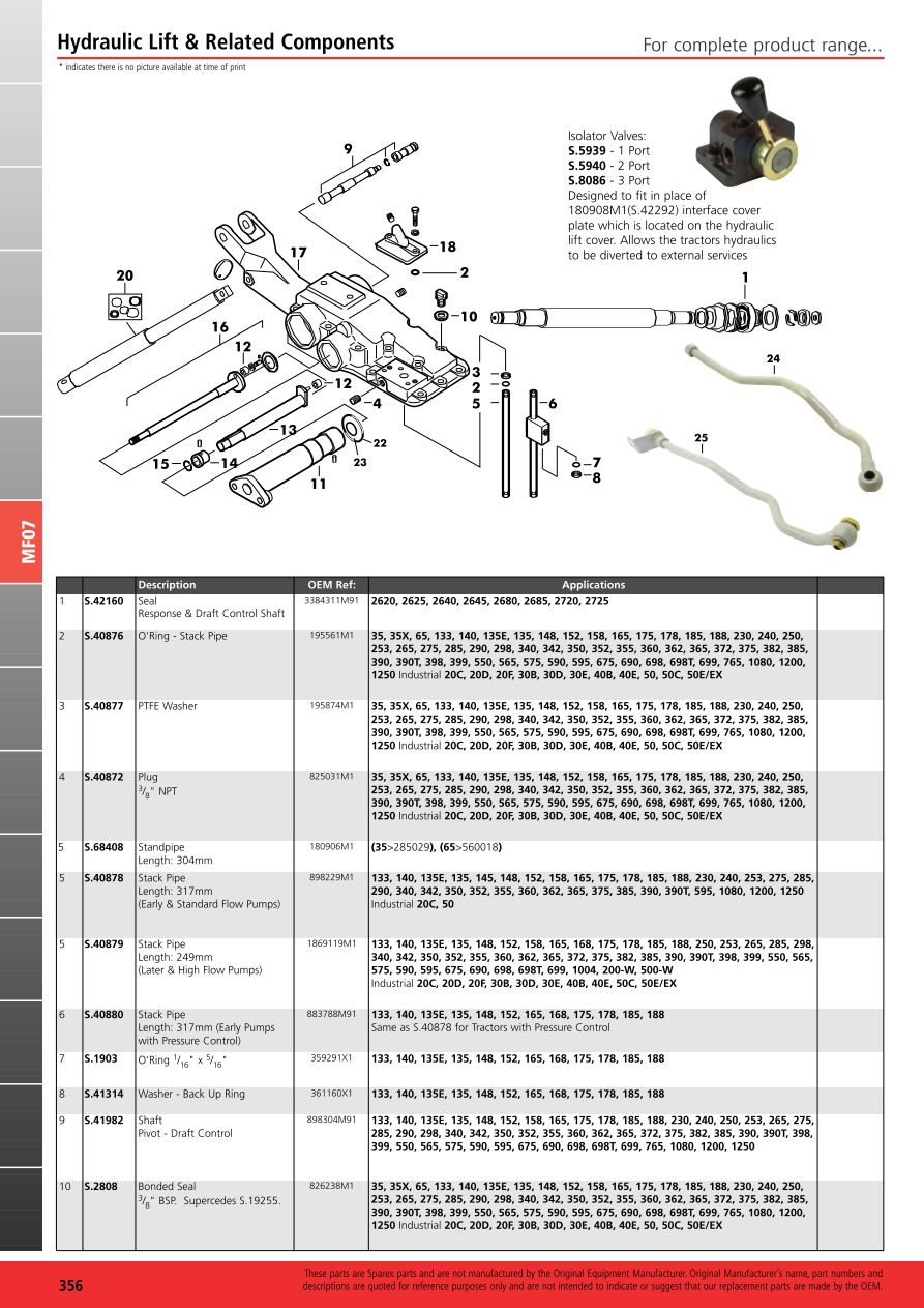 Mf besides M furthermore Mf likewise  furthermore M. on 362 massey ferguson parts diagrams