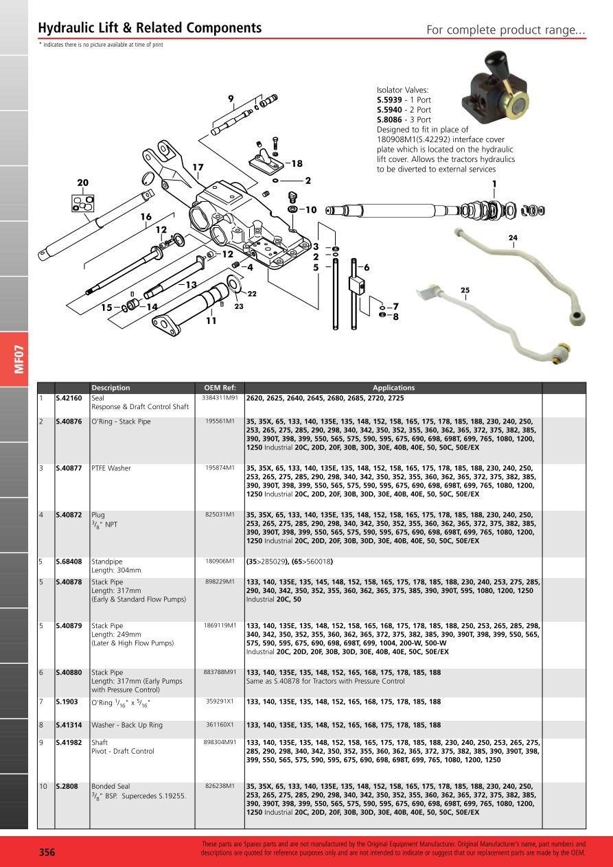 1250 Massey Ferguson Wiring Diagram - Online Schematic Diagram •