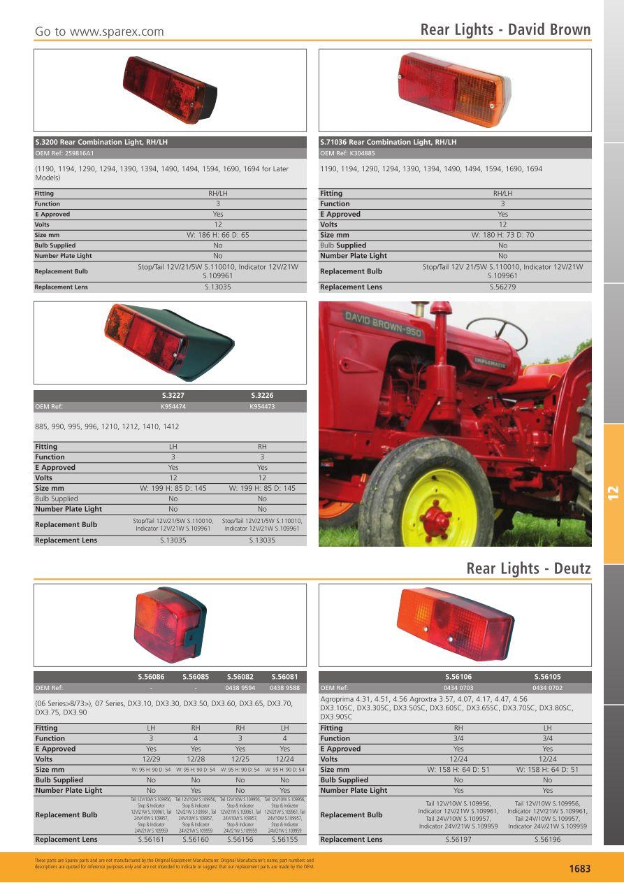WRG-7265] 1175 Case David Brown Tractor Wiring Diagram on