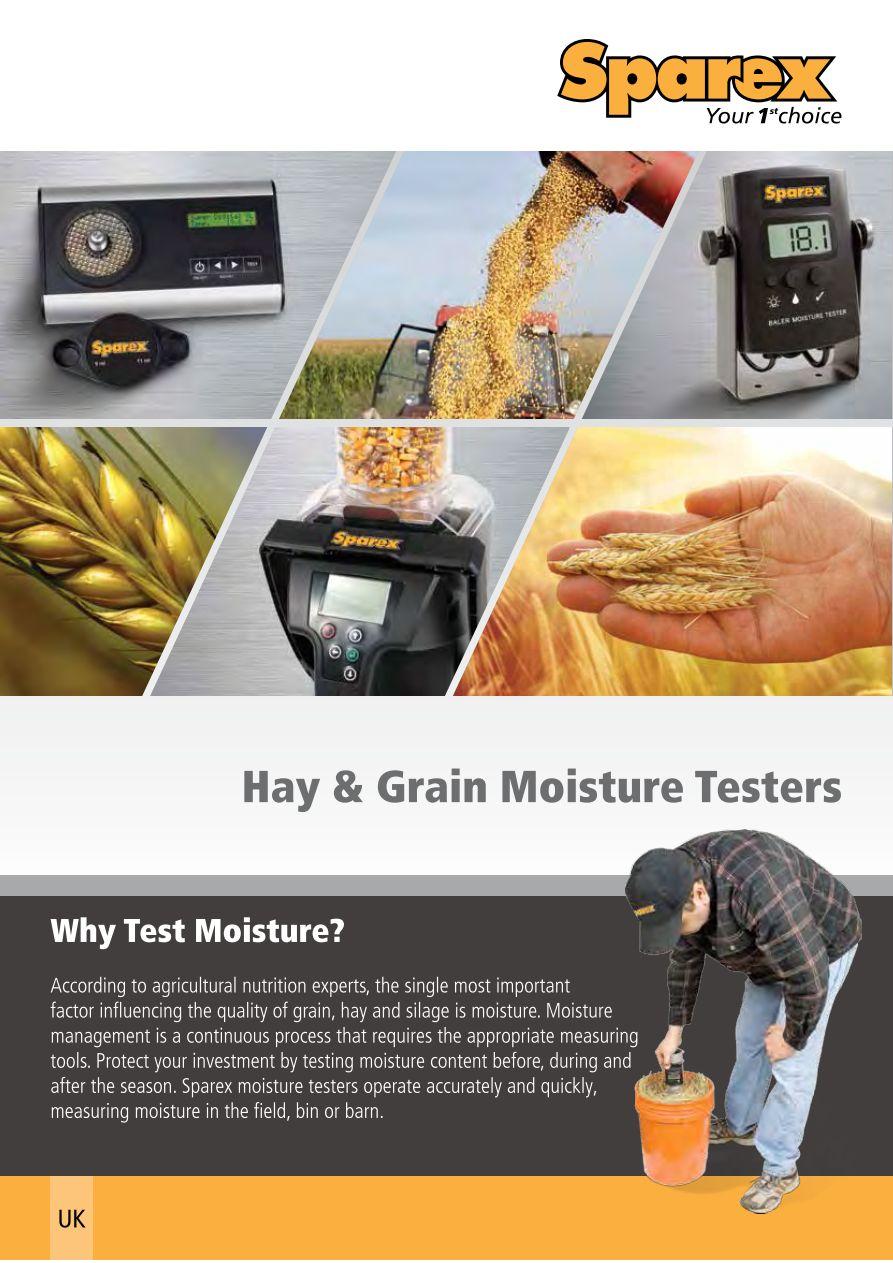 700422 Moisture Testers - MT00-1