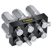 6 Port Hydraulic Connectors