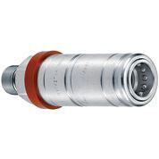 Quick Release Hydraulic Couplings