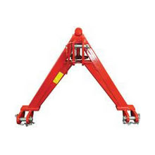 Manual & Hydraulic top links, A-Frames and more