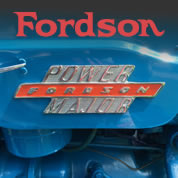 Fordson Power Major tractor parts