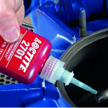 Everything from lubricants and sealants to tyre repair kits