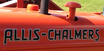 Allis-Chalmers Tractor Parts Guide