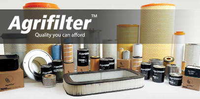 Keep you tractor running smoothly by replacing worn or tired filters from our selection of Agrifilter parts