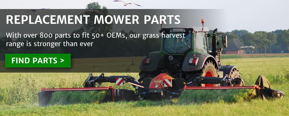Replacement Mower Parts